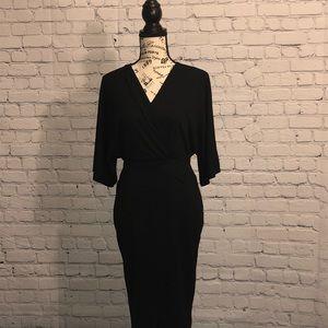NWT ASOS Faux Wrap Dress with Twist